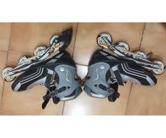 Rocess roller blades 45